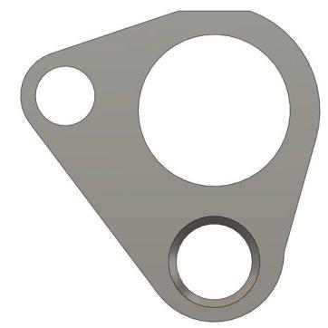TSP Eye Shaft Top Plate