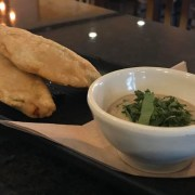 empanadas vegan Mexican dish The Battleground Kent Ohio