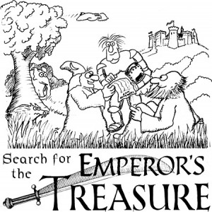 The Search for the Emperor's Treasure