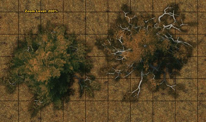 Tree Pack Sample 3