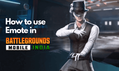 How to Use Emote in Battlegrounds Mobile India