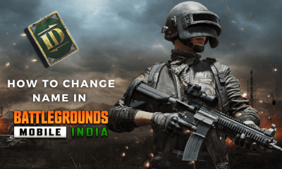 How to Change the Name in Battlegrounds Mobile India
