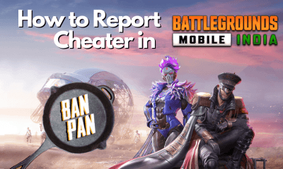 How to Report Cheaters in BGMI