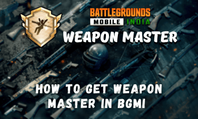 How to Get Weapon Master in BGMI