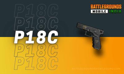 BGMI P18C Weapon