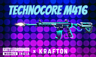 How to Get TechnoCore M416 in BGMI