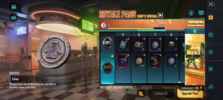 Royale Pass mission - How to Get Silver Fragments in BGMI