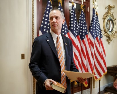 Congressman Mistakes U.S. Officials For Indian Ones