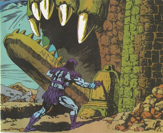 Source: The Sword of Skeletor Golden Books story