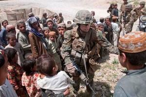 """Children's shura"" in Afghanistan"