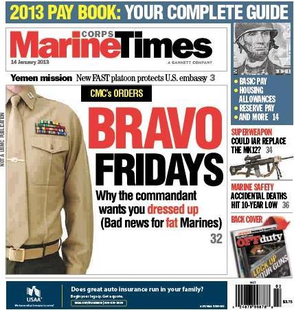 Marine Corps Uniform Standards 22