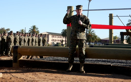Newest training asset aboard MCAS Miramar opens