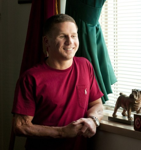 05-13-14 Pentagon MoH announcement for Kyle Carpenter