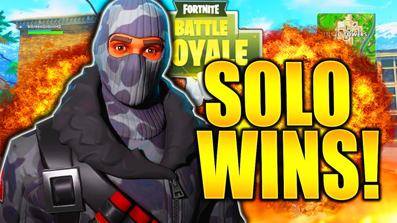 HOW TO GET MORE SOLO WINS IN FORTNITE TIPS AND TRICKS HOW TO IMPROVE AT FORTNITE BATTLE ROYALE