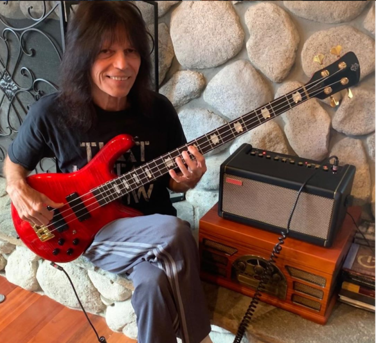 Rudy Sarzo: Bass Player - Battle to Beat Cancer