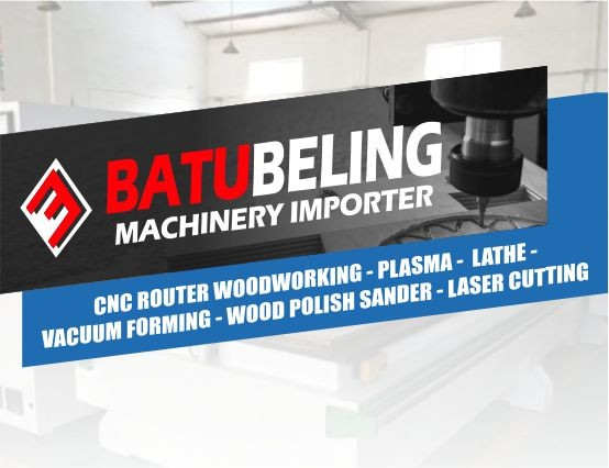 Batu Beling Machinery Importer