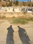 Graveyard in Sfat, Israel