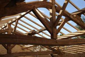 entreprise de charpente traditionnelle artisan charpentier 91