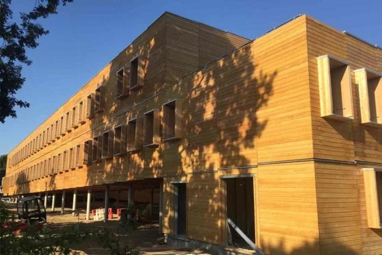 bardage bois et Construction en bois artisan 78
