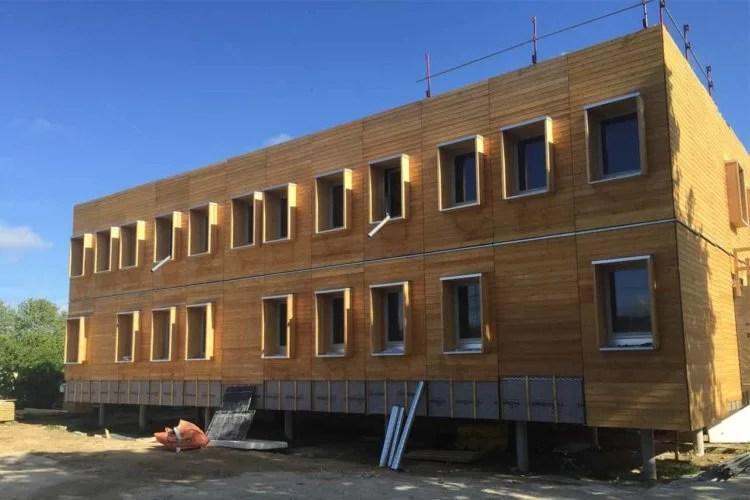 construction bois écologique porcheville 78