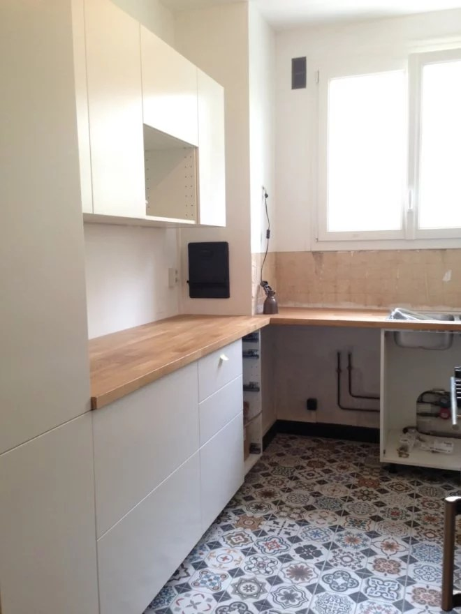 Aménagement intérieur cuisine artisan 75