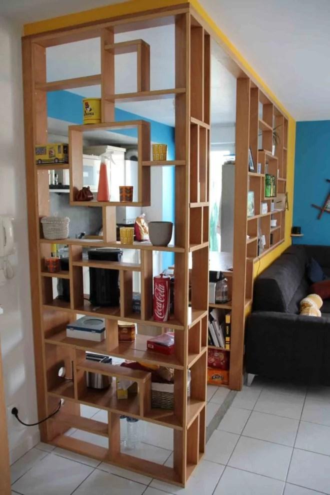 Fabrication claustra design sur mesure pour l'aménagement intérieur artisan 91