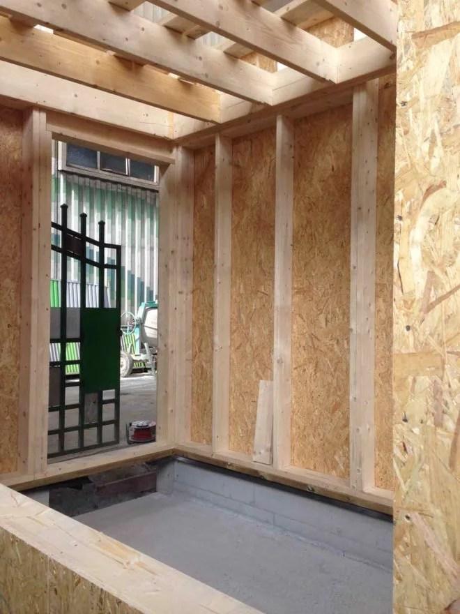 Construction en bois et ossature artisan 91