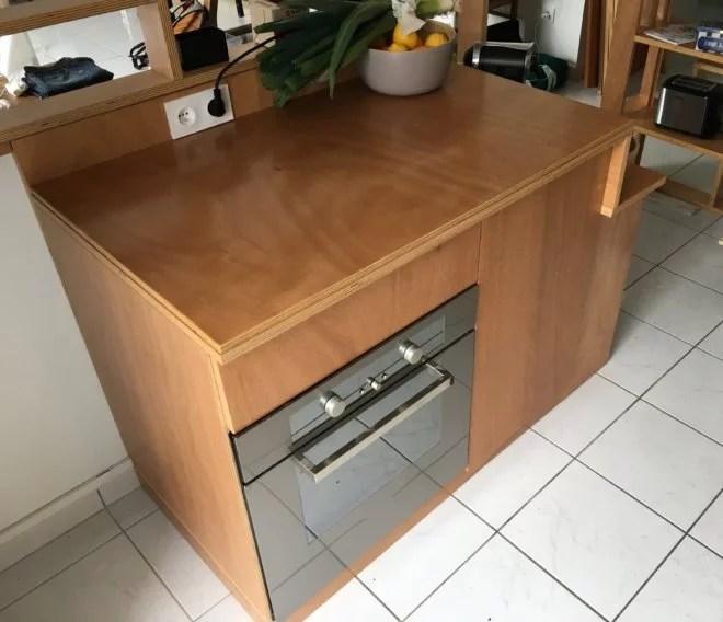 fabrication d'un meuble en bois sur mesure artisan 91