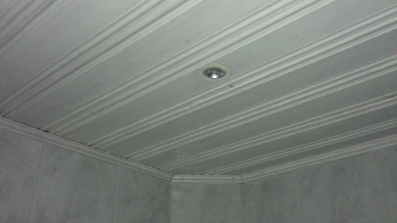 Kunststoffpaneele Fur Badezimmer Decke | Holz Wandpaneele ...