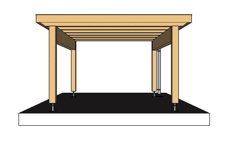 Carport Wohnmobil Selber Bauen