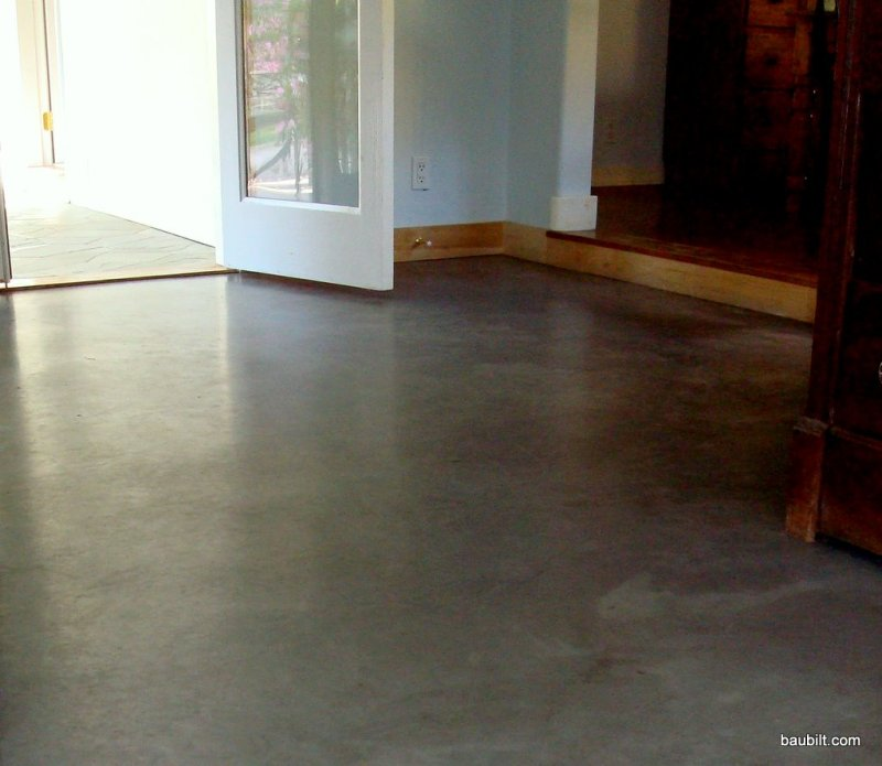 How to finish concrete floors interior - How to finish concrete floors interior ...