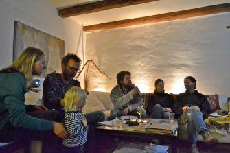 Wohraum : Karaoke-Abend