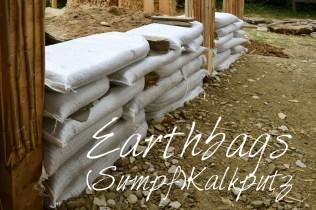 Workshop Earthbags Lehmboden