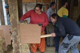 Strohballenbau-Lehmputz-Workshop