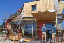Vivihouse Straw Bale 3 storey