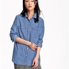 Our Chambray Picks for Fall