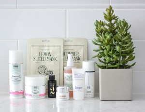 Current Favorites- Skincare