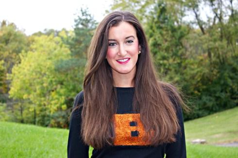 Cincinnati Bengals Glitter Shirt