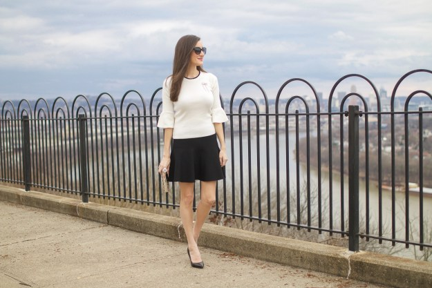 How To Wear Bell Sleeves