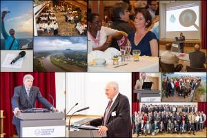 Impressionen von der Tagung. Bilder: Ulrich van Stipriaan