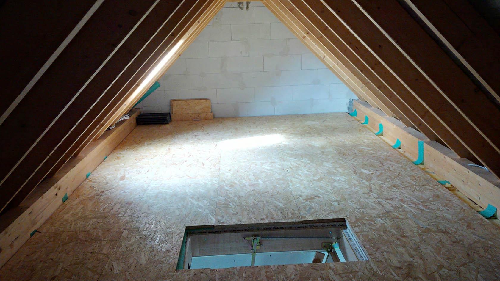 Fußboden Verlegen Mit Osb ~ Dachbodenausbau fußboden osb anleitung osb platten richtig