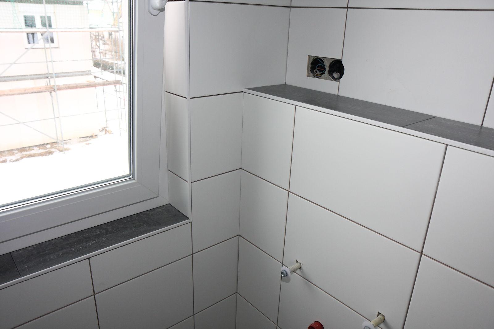 Fensterbank Fliesen  Naturstein + Treppen Aus Granit Im Extertal