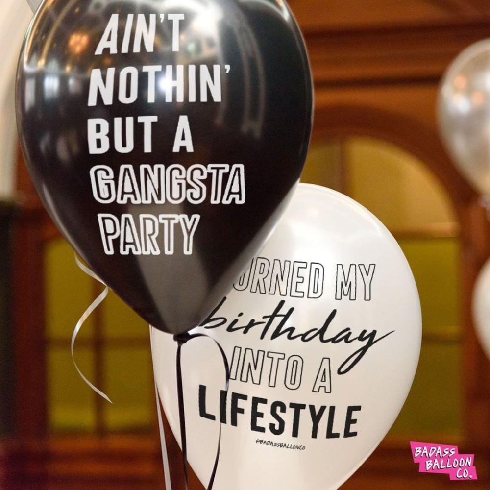 badass balloons