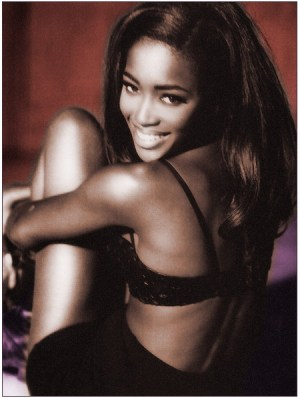 weave young naomi campbell