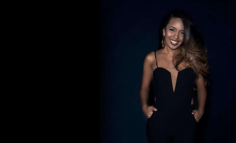 Singer Jasmine Jordan
