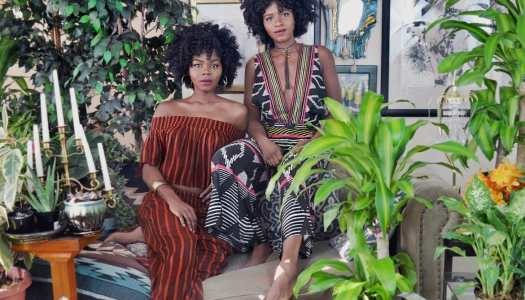 How The Omoruyi Sisters Went From YouTube and Blogging to Building a Six-Figure Natural Hair Company