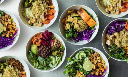 sweetgreen salad and grain bowls