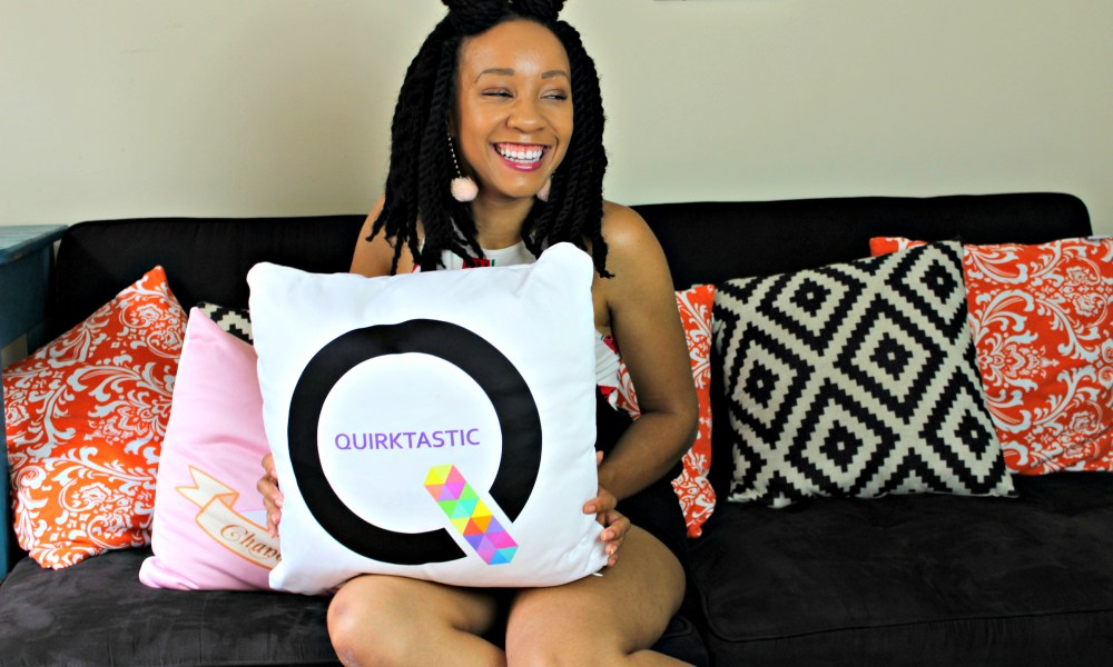 Quirktastic Founder Bryanda Law