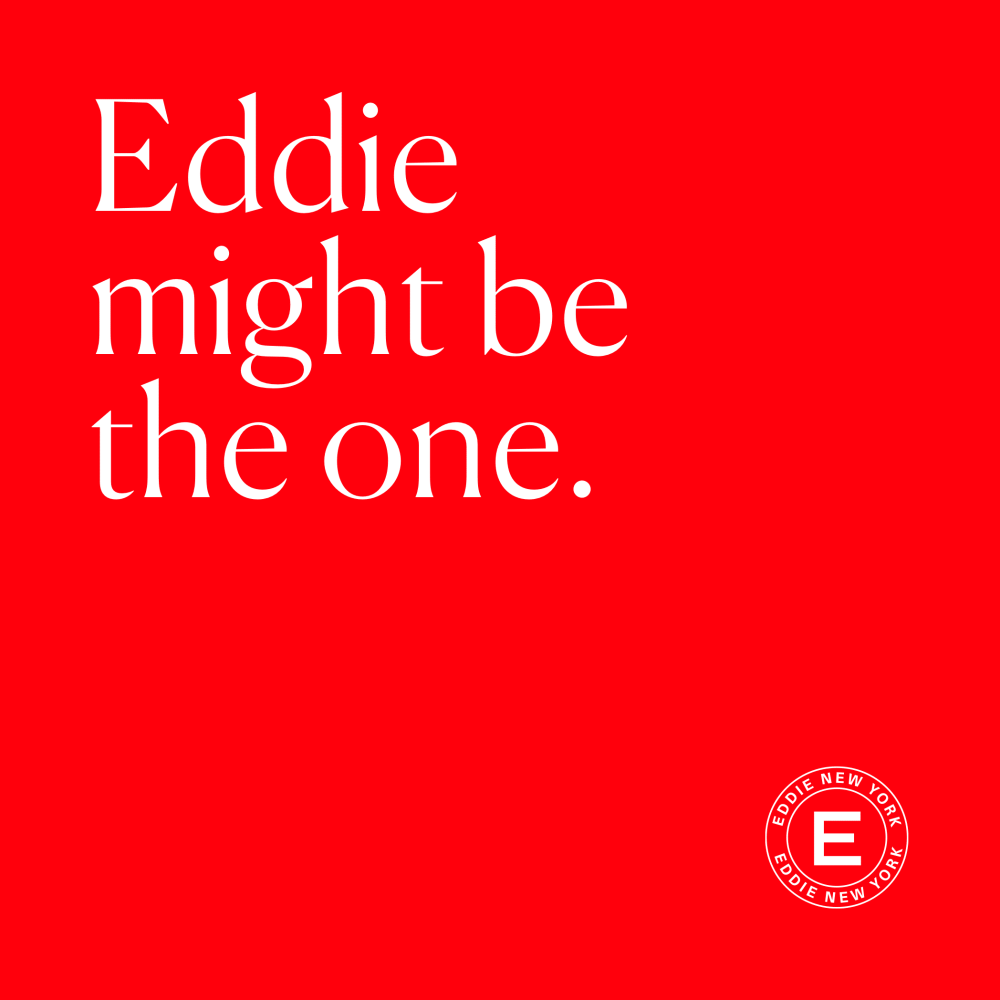 Eddie - might be the one logo
