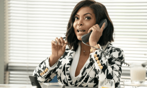 black woman working cookie lyon from empire
